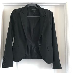 Express Design Studio Blazer - 4 - Black